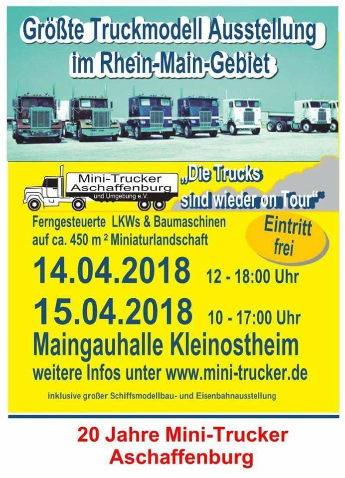 Minitrucker Plakat