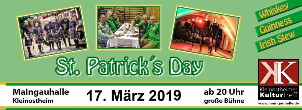 Plakat Paddy Day