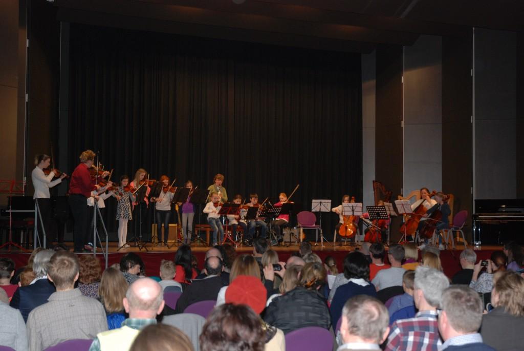 bild konzert Musikschule